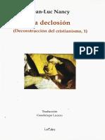 Jean Luc Nancy - La Declosion.pdf