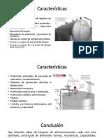 Tanques de Almacenamiento, Características.pptx