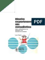 Diseños Experimentales Sin Estadística Luis Castro