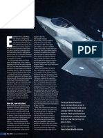 Dutch F-35As OUT of the SHADOWS - Combat Aircraft May 2018 Pp6 (4)