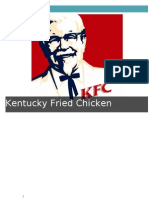 22222665 Kentucky Friend Chicken India Questioonaire