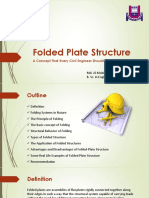 foldedplatestructure-160112162415.pptx