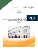 Ghid Admitere 2018 2019 Bihor