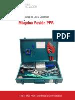 maquina fusion ppr 2.pdf