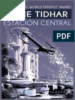 Estacion Central - Lavie Tidhar