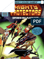 20021 Villains & Vigilantes - Mighty Protectors