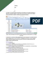 Simulación de trayectoria y programa