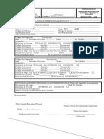 Disposición de licencia