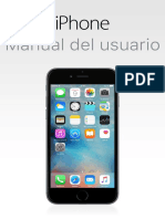 Manual Del Usuario Del iPhone Para IOS 9.3