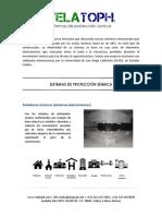 Catálogo Velatoph Sistemas de Protección Sísmica