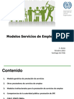 Modelos de Intermediacion Mundial
