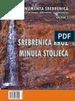 MONUMENTA Srebrenica Knjiga 3