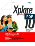 Xpl10 Test Pack 3