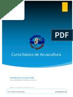 1.- Historia de La Acuacultura