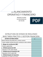 Apalancamiento Operativo y Financiero Unidad 2 Gestion Financiera (1)