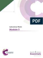 Module 3 Lab Waste
