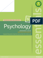 Psychology - ESSENTIALS - Christian Bryan and Alan Law - Pearson 2013 (1)