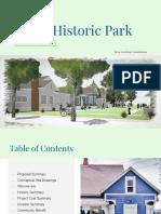 Evans Historic Park