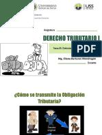SESION 5 Extincion de la Obligación tributaria (1).pptx