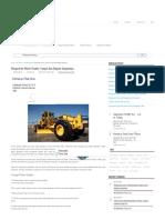 Pengertian Motor Grader, Fungsi dan Bagian-bagiannya | Alat Berat