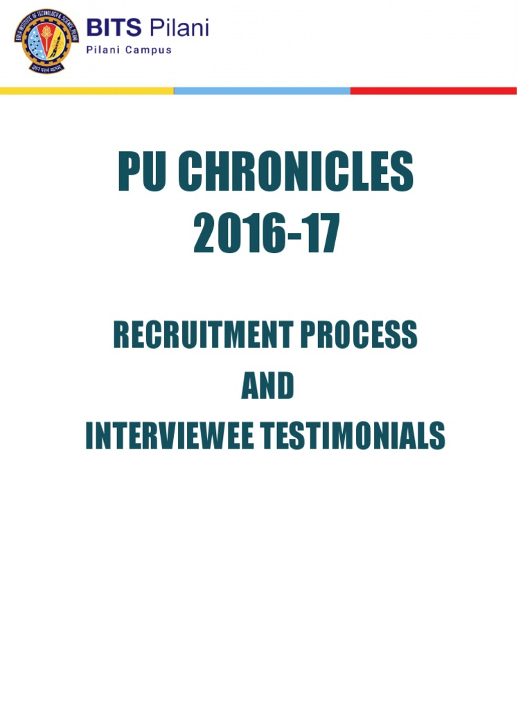 PU Chronicles 2016-17 V2 0