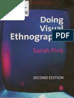 Sarah-Pink - Doing Visual Ethnography