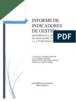 Informe Analisis de Indicadores Gestion Rizos y Lisos
