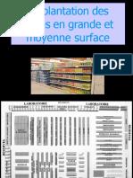 Mechandising - Grande Distribution