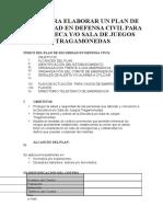 250299670 Plan de Contingencia Para Discoteca