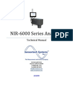 Nir6000 Technical Manual
