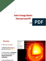 Basics of SOLAR