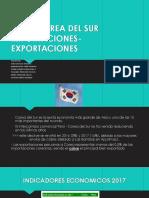 Peru-corea Del Sur Rv