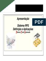 1 Sistema RPS Definição e Aplicações