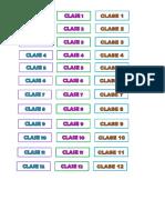Formato de Clases Para Diarios