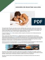 Institutogamaliel.com-4 Motivos Porque Os Namorados Não Devem Fazer Sexo Antes Do Casamento