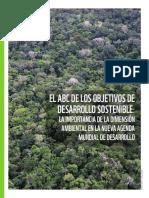 ABC de Los Objetivos de Desarrollo Sostenible