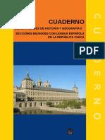 Cuaderno II Historia y Geografia 2007