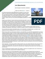 Institutogamaliel.com-A Regeneração Ou Novo Nascimento
