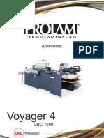 Apresentação Voyager 4
