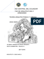 Zaha Hadid