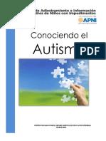 Conociendo El Autismo-Material