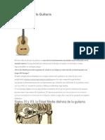 La Historia de La Guitarra