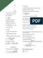 Formulario Para El Examen Parcial