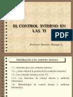El Control Interno en La Ti