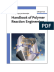 Handbook of Polymer Reaction Engineering