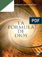 La fórmula de Dios....pdf