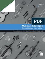 2015 - Musica e Educacao - Serie Dialogos Com o Som Vol. 2
