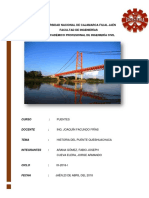 Historia Del Puente q'Eswachaka