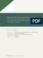 Das Liechtensteinische Mietrecht