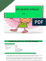 Planificación Anual Pampa San Luis